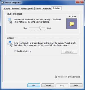 Enlarge IntelliPoint Screenshot
