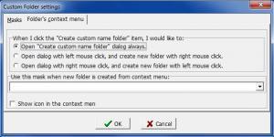 Enlarge Custom Folder Screenshot