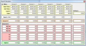 Enlarge Double Entry Accounting Screenshot
