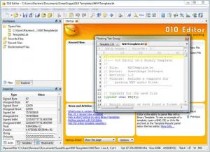 Enlarge 010 Editor Screenshot