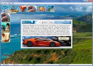 Enlarge MaxType Pro Screenshot