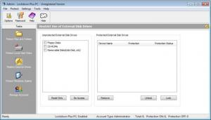 Enlarge Lockdown Plus PC Screenshot