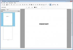 Enlarge PDF Maker Screenshot