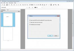 Enlarge PDF Maker Screenshot