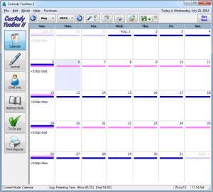 Enlarge Custody  Toolbox Screenshot