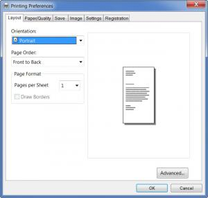 Enlarge Zan Image Printer Screenshot
