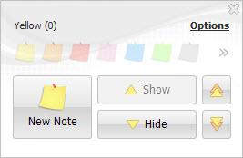 Enlarge TK8 StickyNotes Free Screenshot