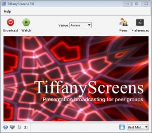 Enlarge TiffanyScreens Screenshot