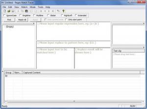 Enlarge Regex Match  Tracer Screenshot