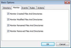Enlarge Folder  Monitor Screenshot