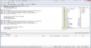 Enlarge DC++ Screenshot