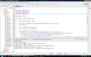 Enlarge  Eclipse Screenshot