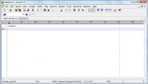 Enlarge AptEdit Pro Screenshot