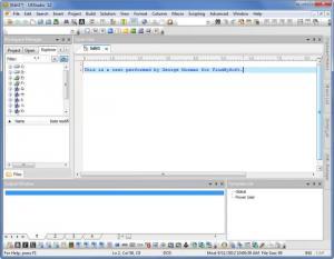 Enlarge UEStudio Screenshot