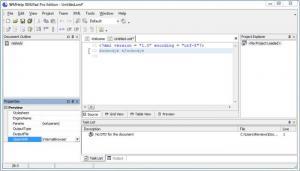 Enlarge XMLPad Screenshot