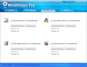 Enlarge WinUtilities Pro Screenshot