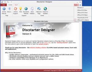 Enlarge Discstarter Screenshot