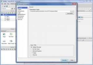 Enlarge Axure RP Pro Screenshot