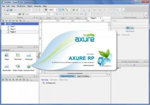 Enlarge Axure RP Pro Screenshot