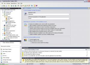 Enlarge CyberInstaller  Suite Screenshot