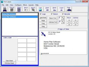Enlarge Easy  Mail Screenshot