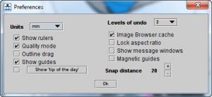 Enlarge exPressit SE Screenshot