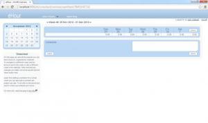 Enlarge eHour Screenshot