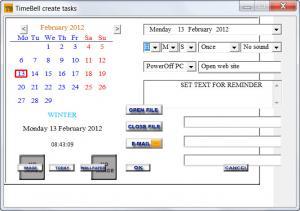 Enlarge TimeBell Screenshot