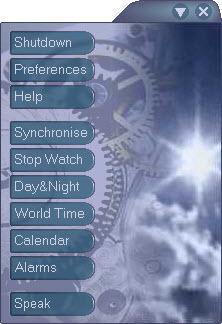 Enlarge Talking Time  Keeper Screenshot