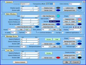 Enlarge SNV Timer Screenshot