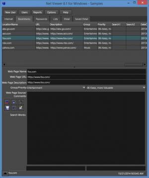 Enlarge Net Viewer Screenshot