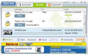 Enlarge Pando Screenshot