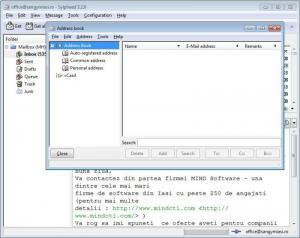 Enlarge Sylpheed Screenshot