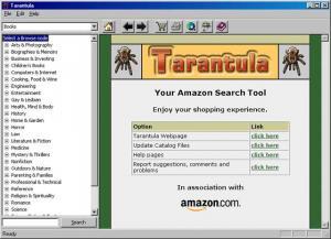 Enlarge Tarantula Screenshot