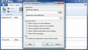 Enlarge ClickYes Pro Screenshot