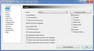 Enlarge Desktop Icon Toy Screenshot