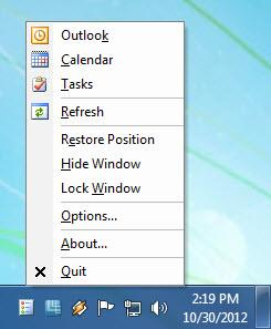 Enlarge DeskTask Screenshot