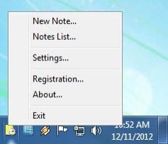Enlarge Notez Screenshot