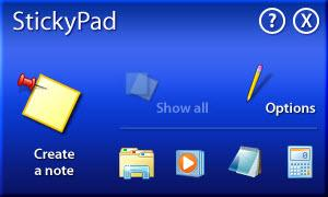 Enlarge StickyPad Screenshot