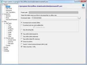 Enlarge Offline Downloader Screenshot