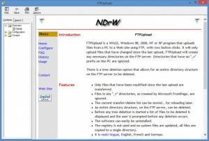 Enlarge FTPUpload Screenshot