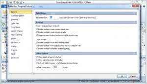 Enlarge FolderSizes Screenshot