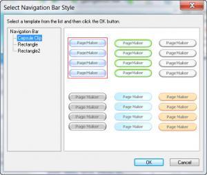 Enlarge Web Page Maker Screenshot