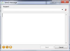 Enlarge CommFort Client Screenshot