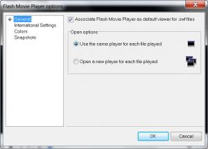 Enlarge Flash Movie  Player Screenshot
