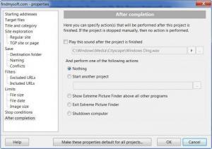 Enlarge Extreme Picture Finder Screenshot