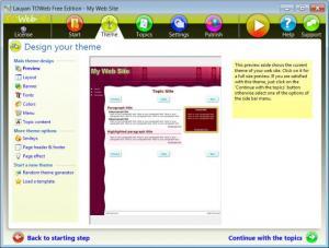 Enlarge TOWeb Screenshot