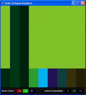 Enlarge Peacock Color Picker Screenshot