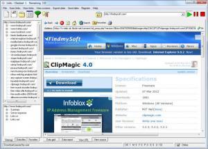 Enlarge Link Checker  Pro Screenshot