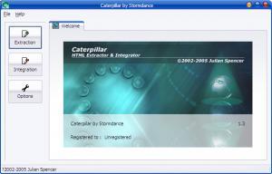 Enlarge Caterpillar Screenshot
